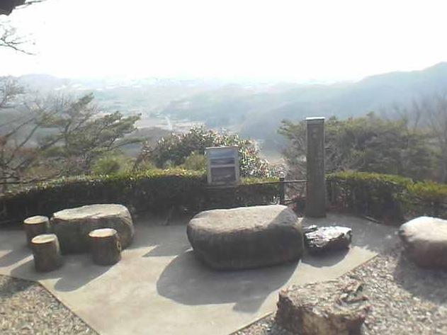 唐澤山神社 ライブカメラと雨雲レーダー/栃木県佐野市