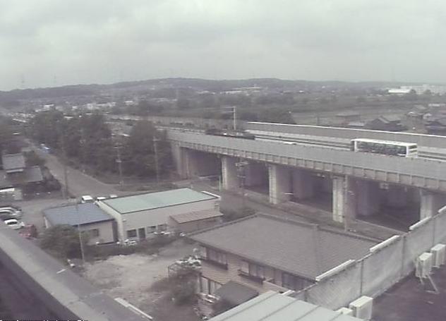 ビジネスホテルビーエル桑名の東名阪側ライブカメラと雨雲レーダー/三重県桑名市