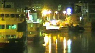 流氷硝子館からライブカメラと気象レーダー/北海道網走市