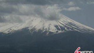 富士山ライブカメラと雨雲レーダー/山梨県富士吉田市