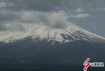 富士山ライブカメラと気象レーダー/山梨県富士吉田市