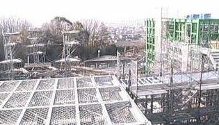 停止中:京都大学霊長類研究所ライブカメラと雨雲レーダー/愛知県犬山市