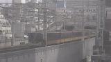 京阪京橋駅ライブカメラと気象レーダー/大阪府大阪市