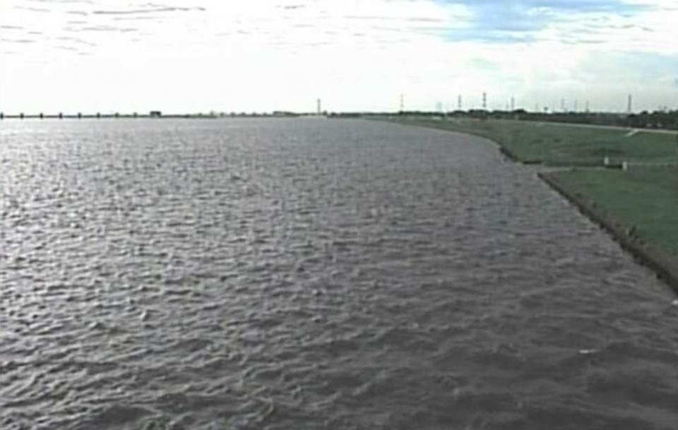利根川下流ライブカメラと雨雲レーダー/千葉県・茨城県