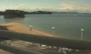 小豆島国際ホテルライブカメラと雨雲レーダー/香川県小豆郡