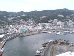 静岡県(熱海市):熱海後楽園ホテルタワーのWebカメラ