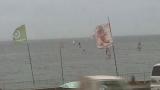 津久井浜ライブカメラと気象レーダー/神奈川県横須賀市