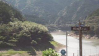 吉野川ライブカメラと雨雲レーダー/高知県大川村