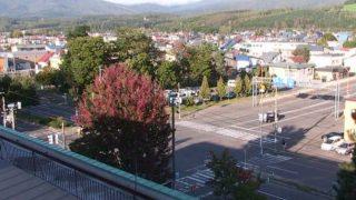 国道40号・239号・県道540号や街ライブカメラ(4ヶ所)と気象レーダー/北海道名寄市