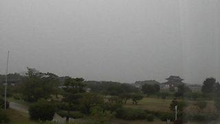 平城宮跡ライブカメラと雨雲レーダー/奈良県奈良市