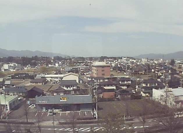 伊那市役所の周辺ライブカメラと雨雲レーダー/長野県伊那市
