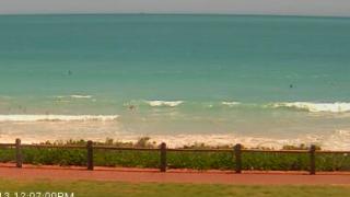 ケーブルビーチライブカメラ/オーストラリア