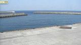 黒島 大里港ライブカメラと雨雲レーダー/鹿児島県三島村
