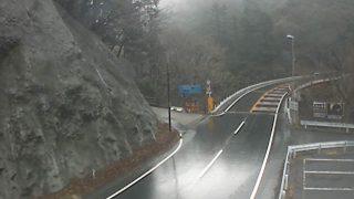 国道414号 天城峠周辺ライブカメラと雨雲レーダー/静岡県伊豆市