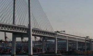 横浜ベイブリッジがみえるライブカメラと雨雲レーダー/神奈川県横浜市