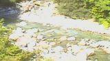 木曽川水系:落合川・中津川ライブカメラ(8ヶ所)と雨雲レーダー/岐阜県中津川市