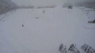 米沢スキー場ライブカメラと気象レーダー/山形県米沢市