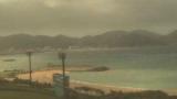 21世紀の森付近ライブカメラと気象レーダー/沖縄県名護市