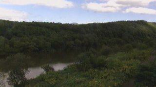 尻別川(しりべつがわ)ライブカメラと雨雲レーダー/北海道