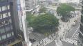 新宿大通り・JR新宿駅東口ライブカメラと雨雲レーダー/東京都新宿区