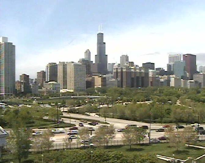 アメリカ(シカゴ):セントラルステーションのWebカメラ