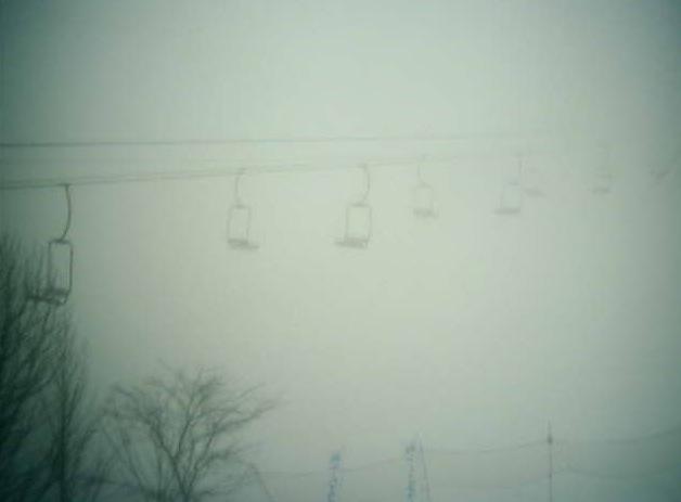 恩原高原スキー場・レイクサイドゲレンデライブカメラと雨雲レーダー/岡山県鏡野町