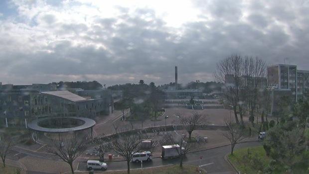 新潟大学ライブカメラと気象レーダー/新潟県新潟市