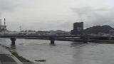 川内川・羽月川ライブカメラ(13ヶ所)と気象レーダー/鹿児島県