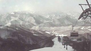 宝台樹スキー場の成平コース周辺ライブカメラと雨雲レーダー/群馬県みなかみ町
