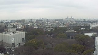 千葉大学ライブカメラと雨雲レーダー/千葉県千葉市