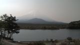 富士山と精進湖ライブカメラと雨雲レーダー/山梨県富士河口湖町