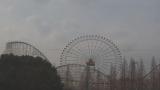 ナガシマスパーランドライブカメラと気象レーダー/三重県桑名市