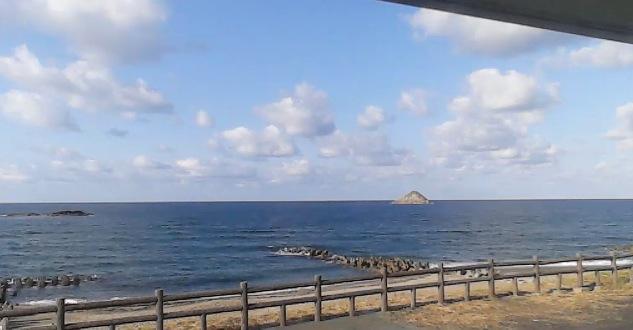 鳥取市伏野海岸がみえるライブカメラと雨雲レーダー/鳥取県鳥取市