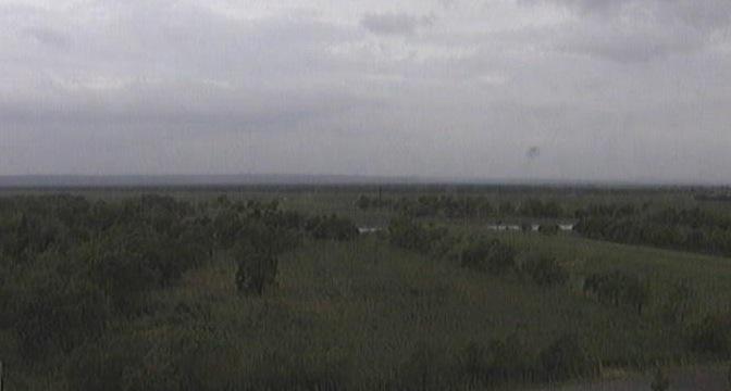 釧路川(くしろがわ)ライブカメラと雨雲レーダー/北海道
