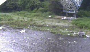 晩翠橋付近ライブカメラと雨雲レーダー/栃木県那須町