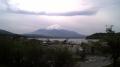山中湖花の都公園 富士山ライブカメラと気象レーダー/山梨県山中湖村