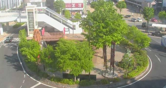 上田駅 ライブカメラと気象レーダー/長野県上田市