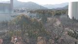 停止中:京都大学原子炉実験所ライブカメラと雨雲レーダー/大阪府熊取町