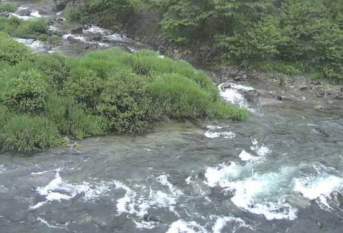 白川ライブカメラ(3ヶ所)と雨雲レーダー/岐阜県東白川村