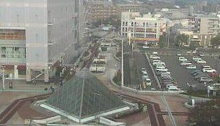 停止中:泉中央駅前周辺ライブカメラと雨雲レーダー/宮城県仙台市
