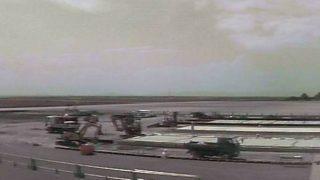 大分空港ライブカメラ[JAL-天気情報]と雨雲レーダー/大分県国東市