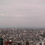 東京都庁(31階)から見える富士山ライブカメラと雨雲レーダー/東京都新宿