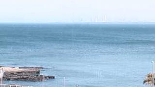 観音崎海水浴場ライブカメラと気象レーダー/神奈川県横須賀市