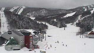 キロロリゾート スキー場ライブカメラと雨雲レーダー/北海道赤井川村