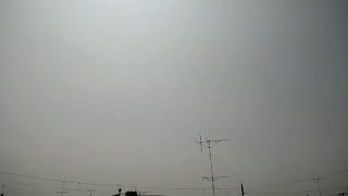 空観察用定点ライブカメラと雨雲レーダー/東京都大田区