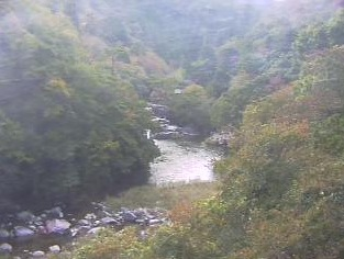 奥津溪(おくつけい)ライブカメラと雨雲レーダー/岡山県鏡野町