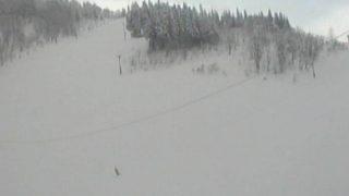 たいらスキー場ライブカメラと気象レーダー/富山県南砺市