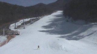 治部坂高原スキー場 ライブカメラと気象レーダー/長野県阿智村
