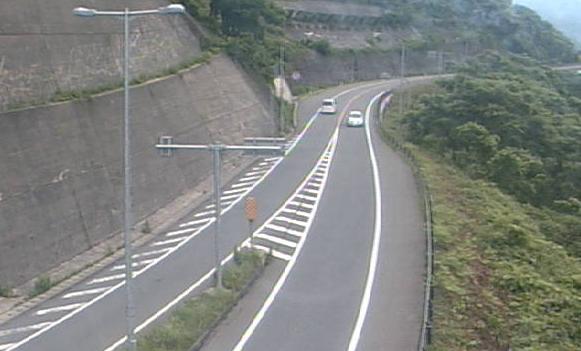 月山道路(国道112号バイパス) 朝日トンネル ライブカメラと雨雲レーダー/山形県鶴岡市