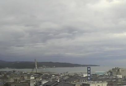 停止中:氷見市役所の周辺ライブカメラと雨雲レーダー/富山県氷見市